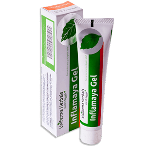 Inflamaya Gel pret in farmacii, pareri, forum, prospect, functioneaza, catena, romania