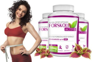 Forskolin Active catena, Romania - comanda